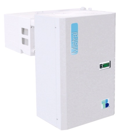 MONOBLOCK REFRIGERATION UNIT, WALL MOUNTING
