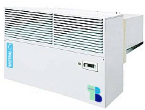 MONOBLOCK REFRIGERATION UNIT, OUTSIDE WALL MOUNTING