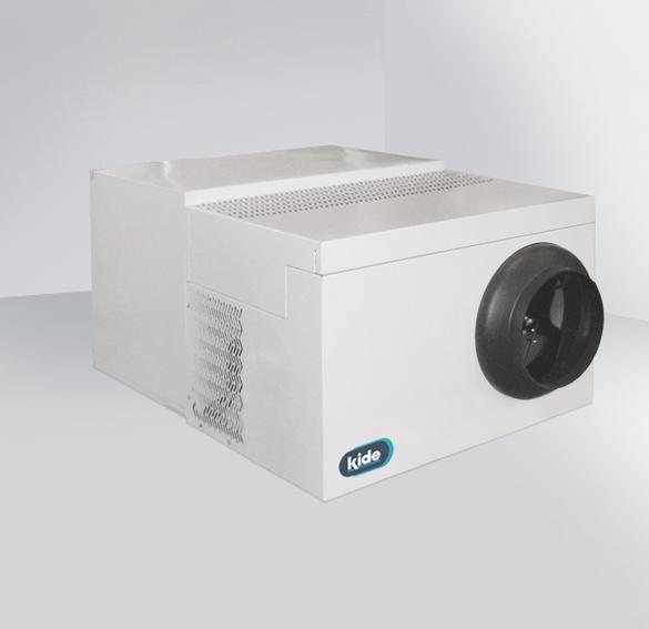 Kühlaggregate Monoblock KREISELPUMPEN DECKENMONTAGE