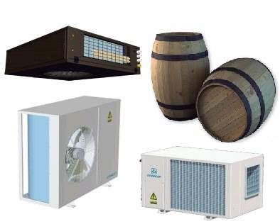 Sales of  MONOBLOCK REFRIGERATION UNIT, FOR WINE CELLAR VSHCGY22033