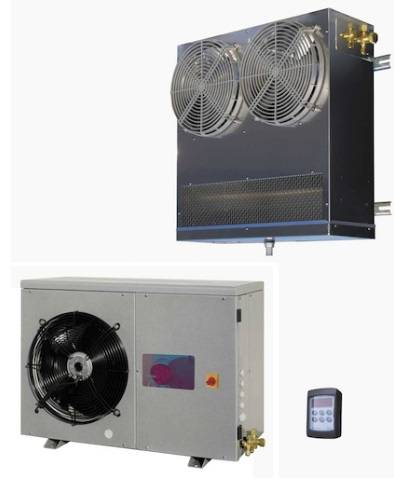 Sales of  REFRIGERATION UNITS FOR DRYING OF HAM, CHEESE AND SAUSAGE VTA005ZH11