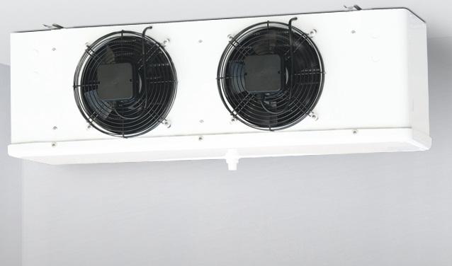 evaporadores cubicos para camaras de congelacion y conservacion