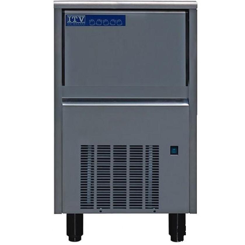 Maquinas fabricadoras de Hielo en cubitos COMPACTA ORION 80 Capacidad De Produccion En Kg/24 Horas: 77 Kg.