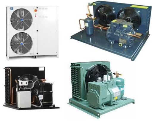 Unidad Condensadora centrífuga inverter I-COOL-10 MHP 107420