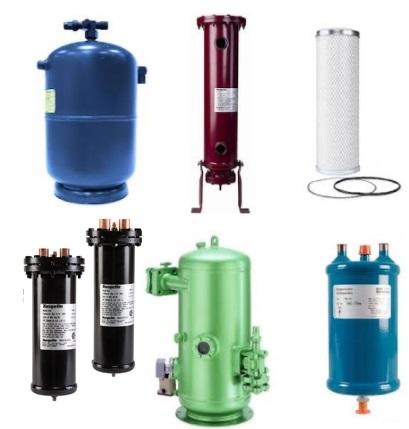 Adaptador para el control aceite en compresores KRIWAN 1-3/4