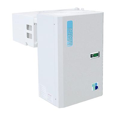 Kühlaggregate Monoblock Wandstopfer