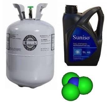Bidón de 20 L de aceite SZ-OIL8/EMKARATE RL170H 00180700